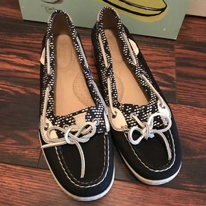 Sperry Top-Sider Angelfish Tribal Boat Shoe 8.5